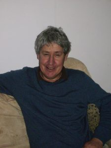 Richard Meacock at Coxy's in 2008
